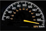 Quick Weight Loss Speedometer