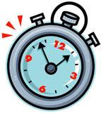 Meal Spacing Clock