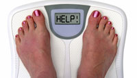 Weight Loss Diet Scale